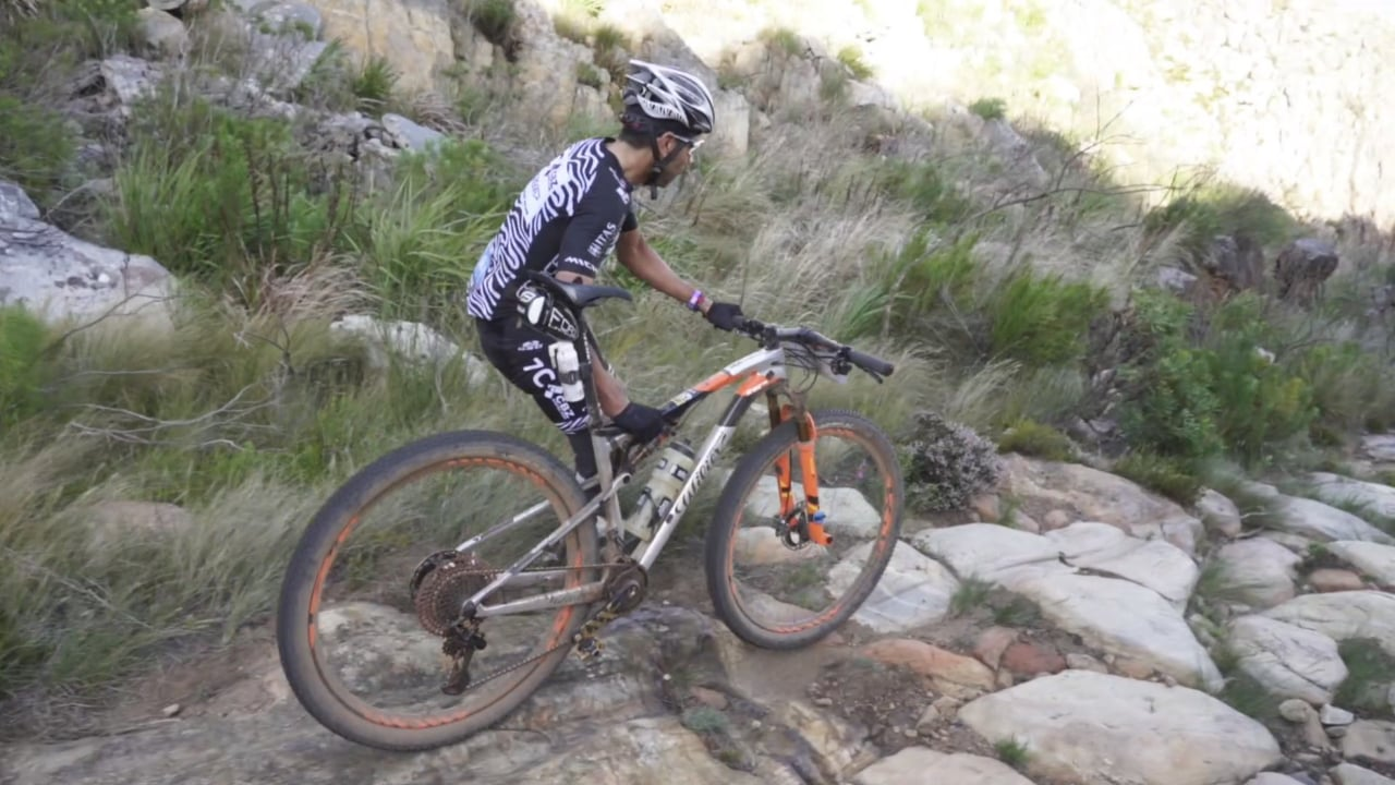 Absa Cape Epic - Stage 5 - #MicatexToughMoments