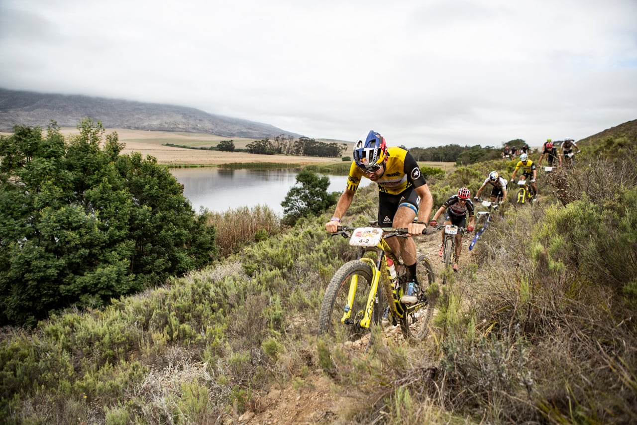 Absa Cape Epic 2019 - Stage 1 - Untamed Action