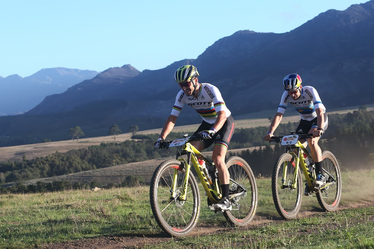 Absa Cape Epic - Stage 4 - #MicatexToughMoments