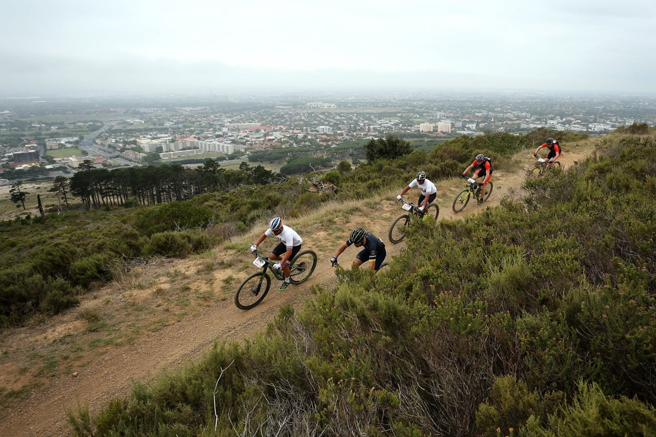 Absa Cape Epic - Prologue - #MicatexToughMoments