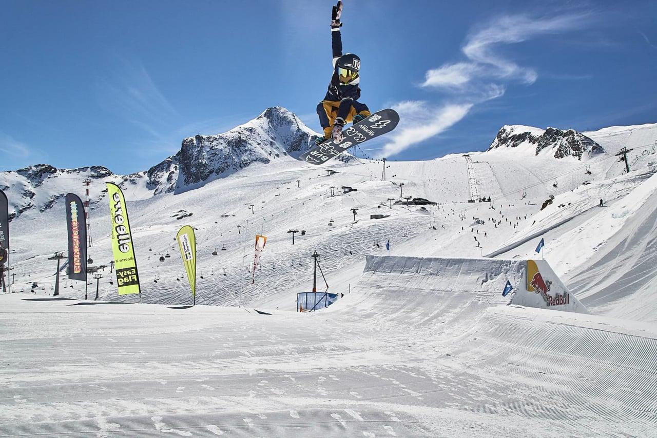 Best of Slopestyle | WRF 19 - Kitzsteinhorn