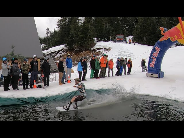 Cypress Mountain Slush Cup 2019