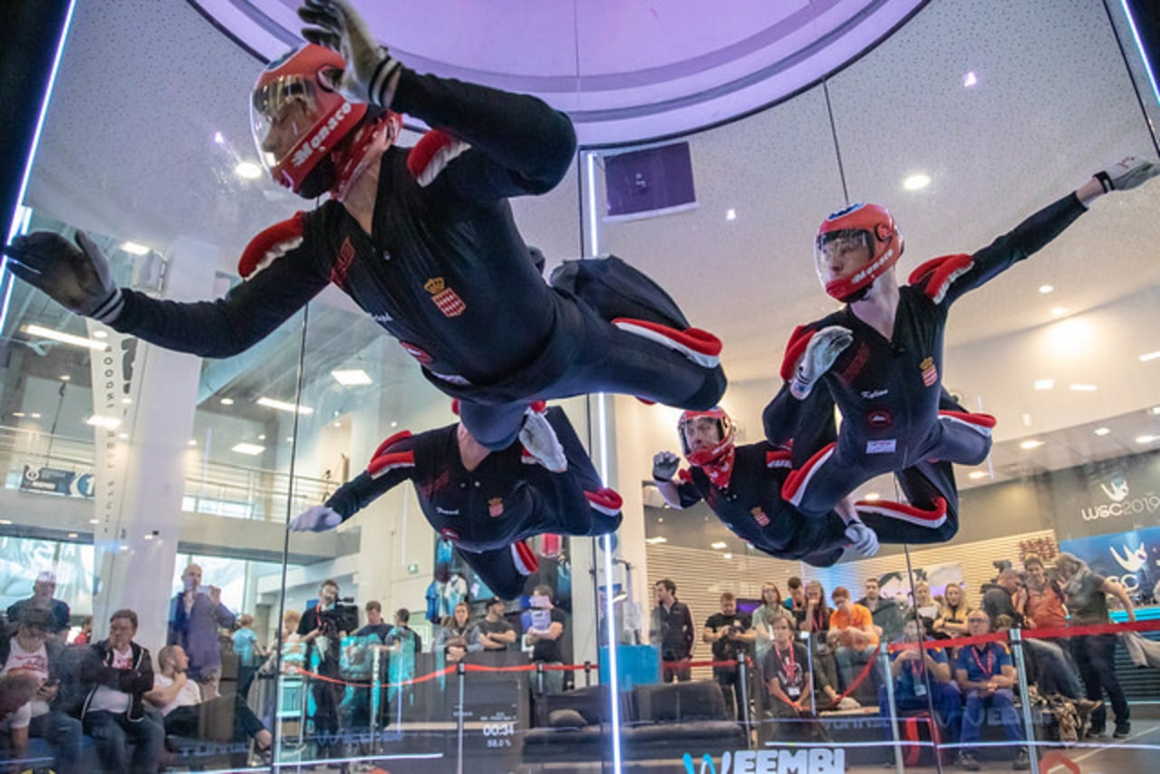 Best of World Indoor Skydiving Championship 2019