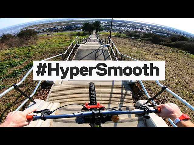 Sam Pilgrim HyperSmooth Stair Ride