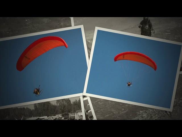 Paragliding in Simav Yamaç Paraşütü