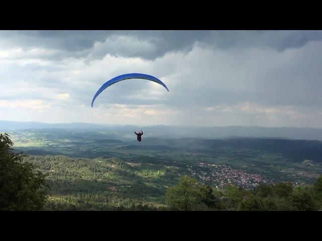 #paragliding  #extremesports Büyükyenice Asar Tepe