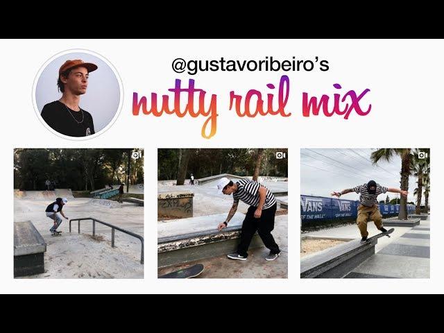 Gustavo Ribeiro The Berrics Instagram Compilation