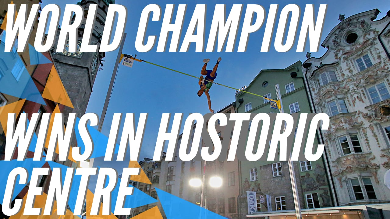 Best of Pole Vault Golden Roof Challenge 19 (AUT)