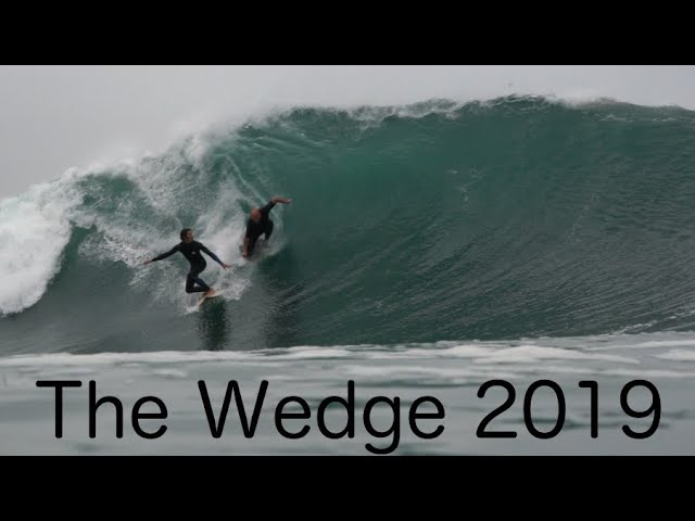 The Wedge! MAY had some BOMBS