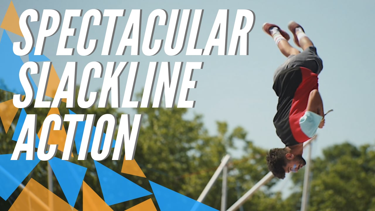 Best of Gibbon World Slackline Masters 2019
