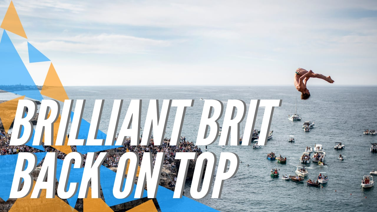 Hunt back on top | RB Cliff Diving (ITA)