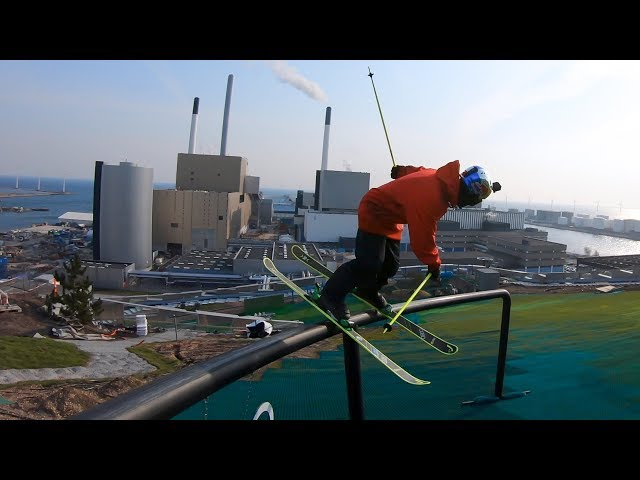 GoPro: Jesper Tjäder - CopenHill