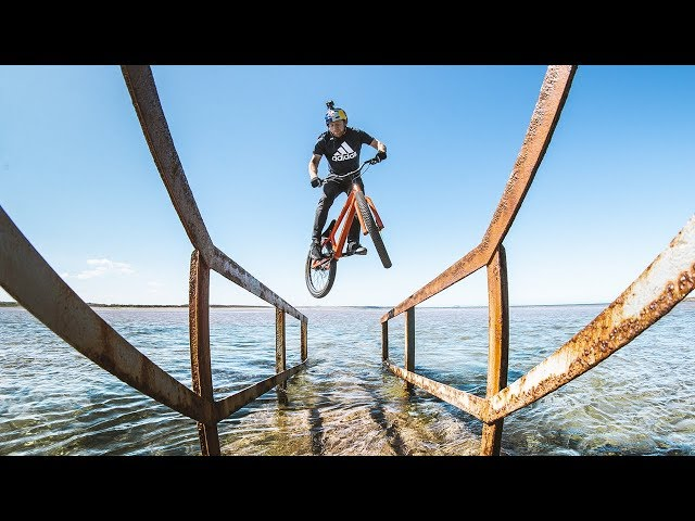 Danny MacAskill Joins Adidas Outdoor