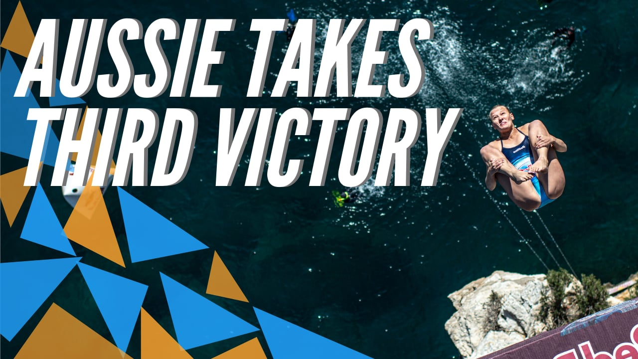 Iffland claims third victory | RB Cliff Diving