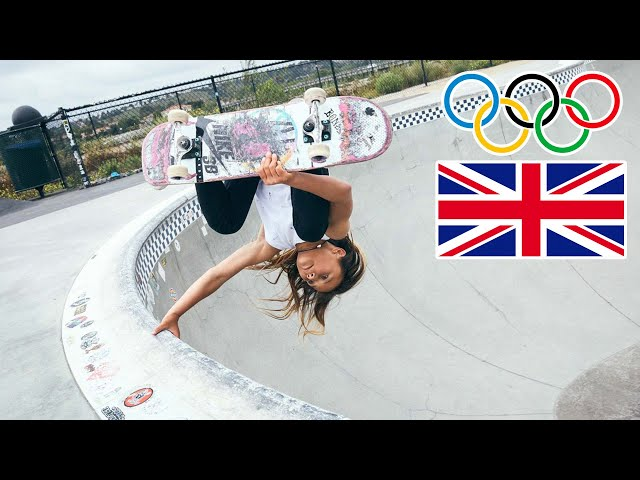 Can a 10 Year Old Skater Save The Olympics?
