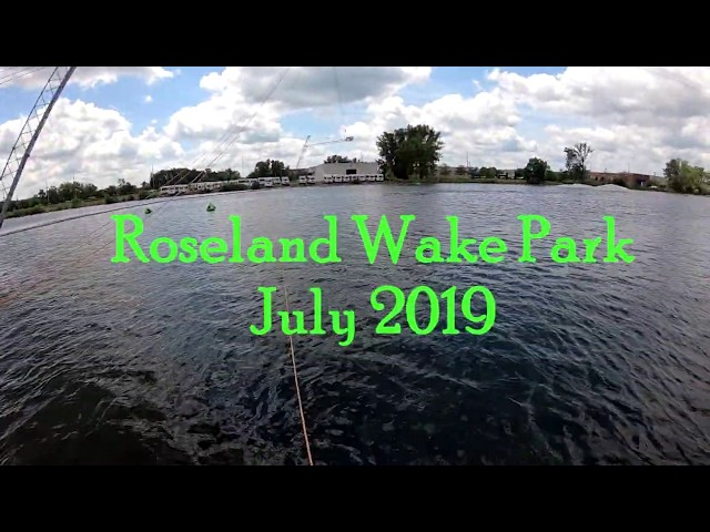 Roseland Wake Park Run Through 2019