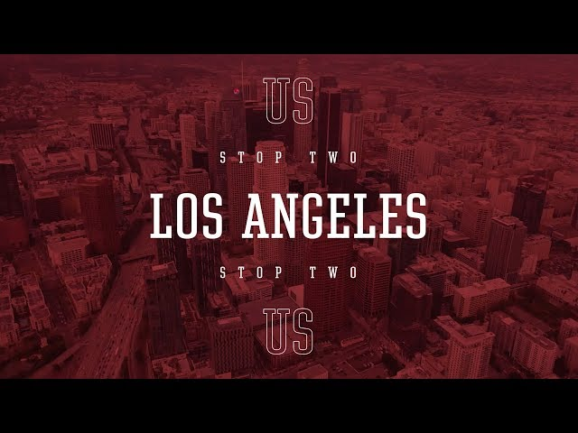 2019 SLS World Tour Stop 2 Los Angeles Teaser