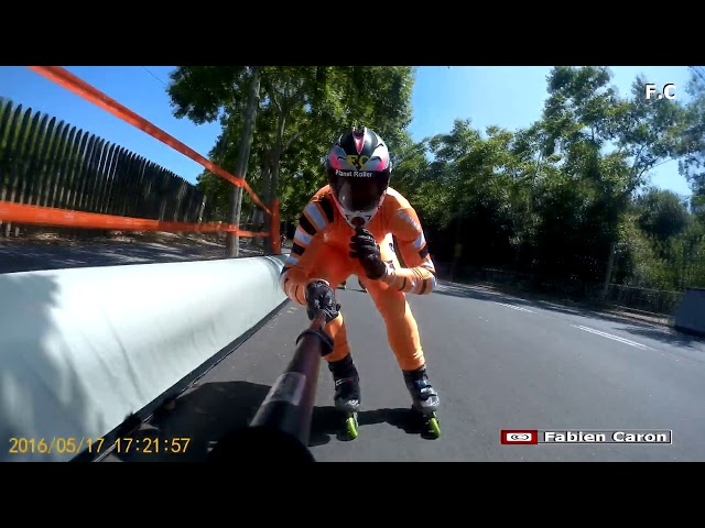 Inline Downhill World Skate Games Barcelona 2019