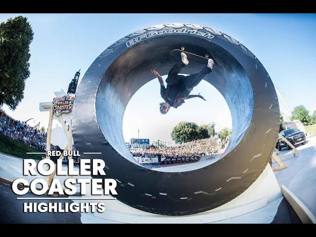 Red Bull Roller Coaster 2019