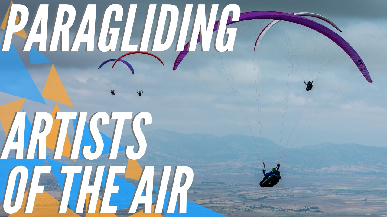 FAI World Paragliding Championship 2019 Highlights