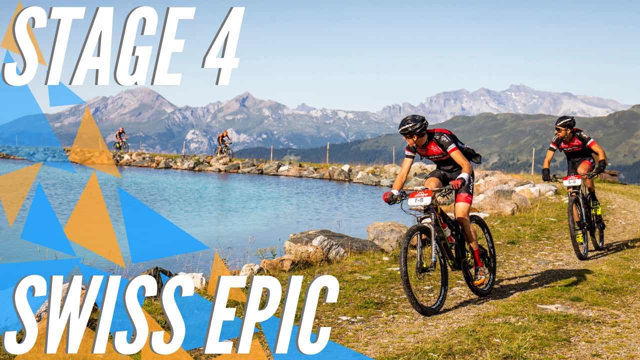 Swiss Epic 2019: Stage 4 Highlights