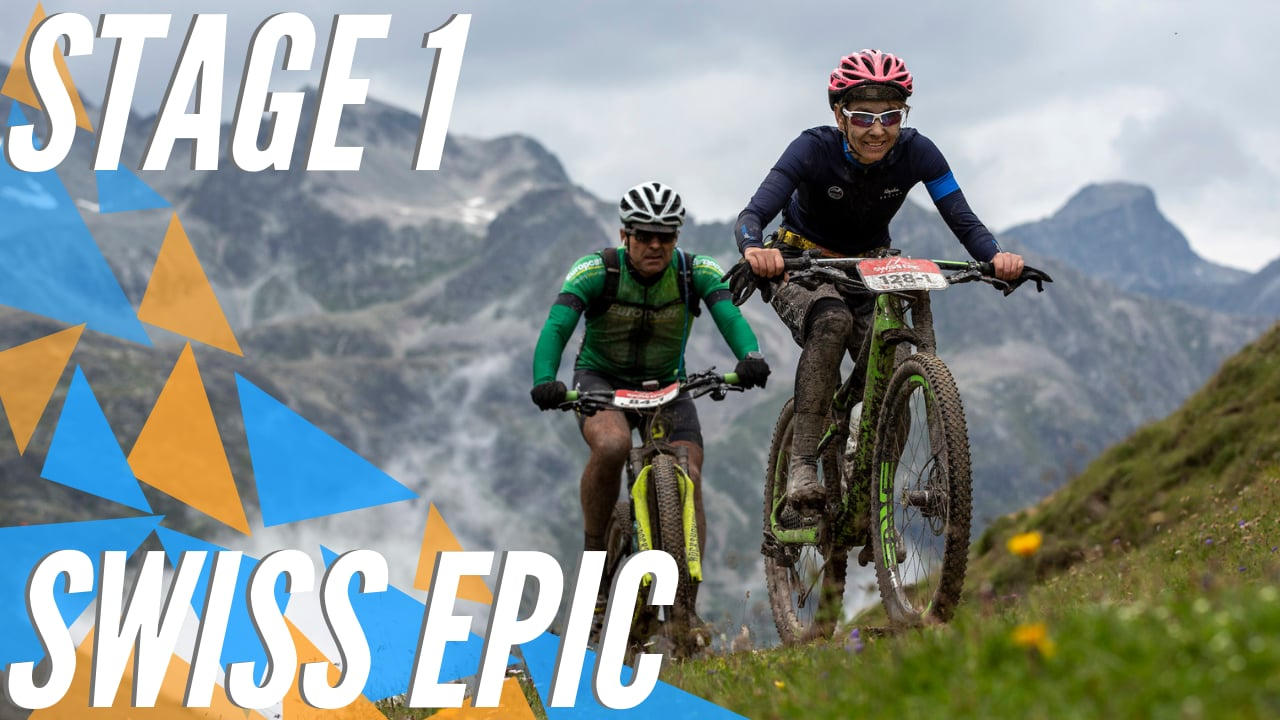 Swiss Epic 2019: Stage 1 Highlights