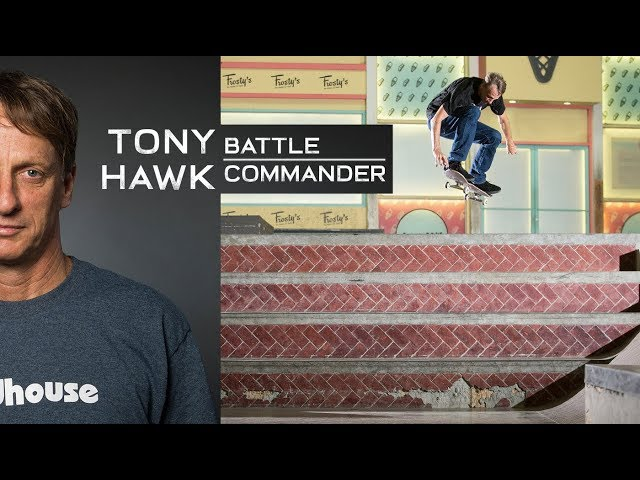 Tony Hawk Battle Commander