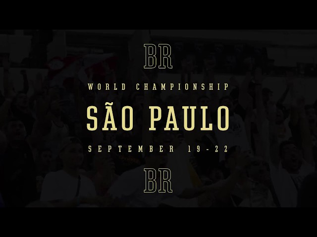 SLS World Tour 2019 Stop 3 Sao Paulo Teaser