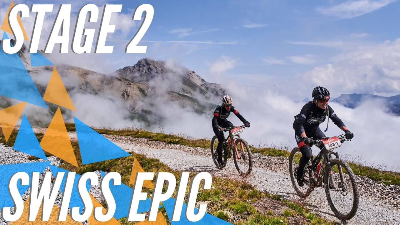 Swiss Epic 2019: Stage 2 Highlights
