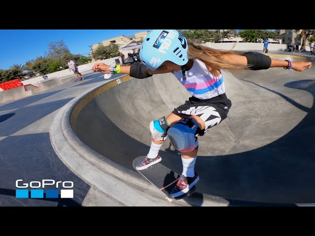 GoPro Welcomes Sky Brown To The Team