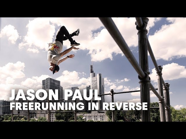 Jason Paul Running Reverse