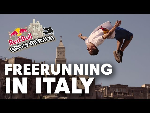 This Clifftop Town Is A Freerunners Dream