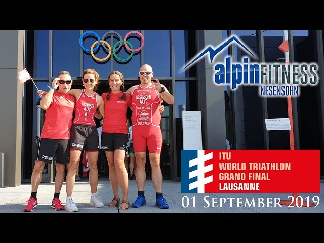 ITU World Triathlon Grand Final Lausanne 2019