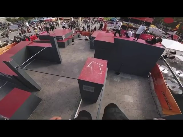 Stuttgart2019 Parkour & Freerunning Competition