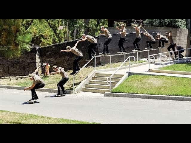 Best Skateboard Tricks #8