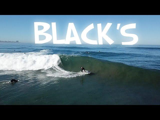 SHORT PERIOD at BLACK'S BEACH