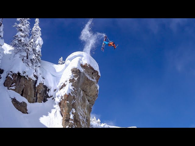 Jackson Hole Massive Air, Backcountry Skiing