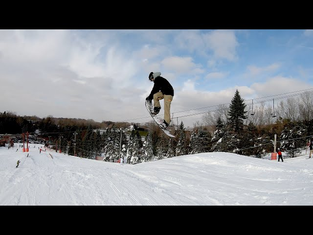 2019 Snowboard | First Mini Session