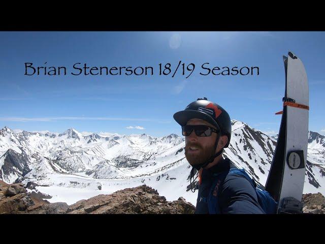 Brian Stenerson Season 18/19