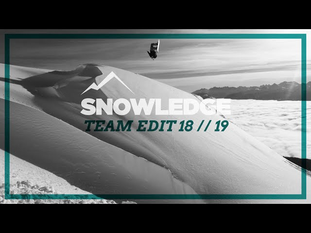 Snowledge Team Edit 18 // 19