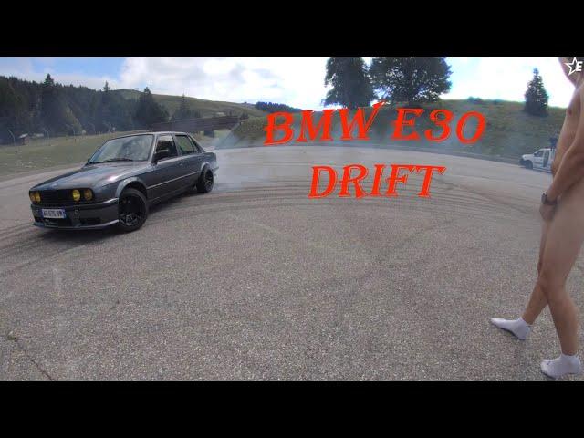 Drift BMW E30 - Tout En Trave - EJPP