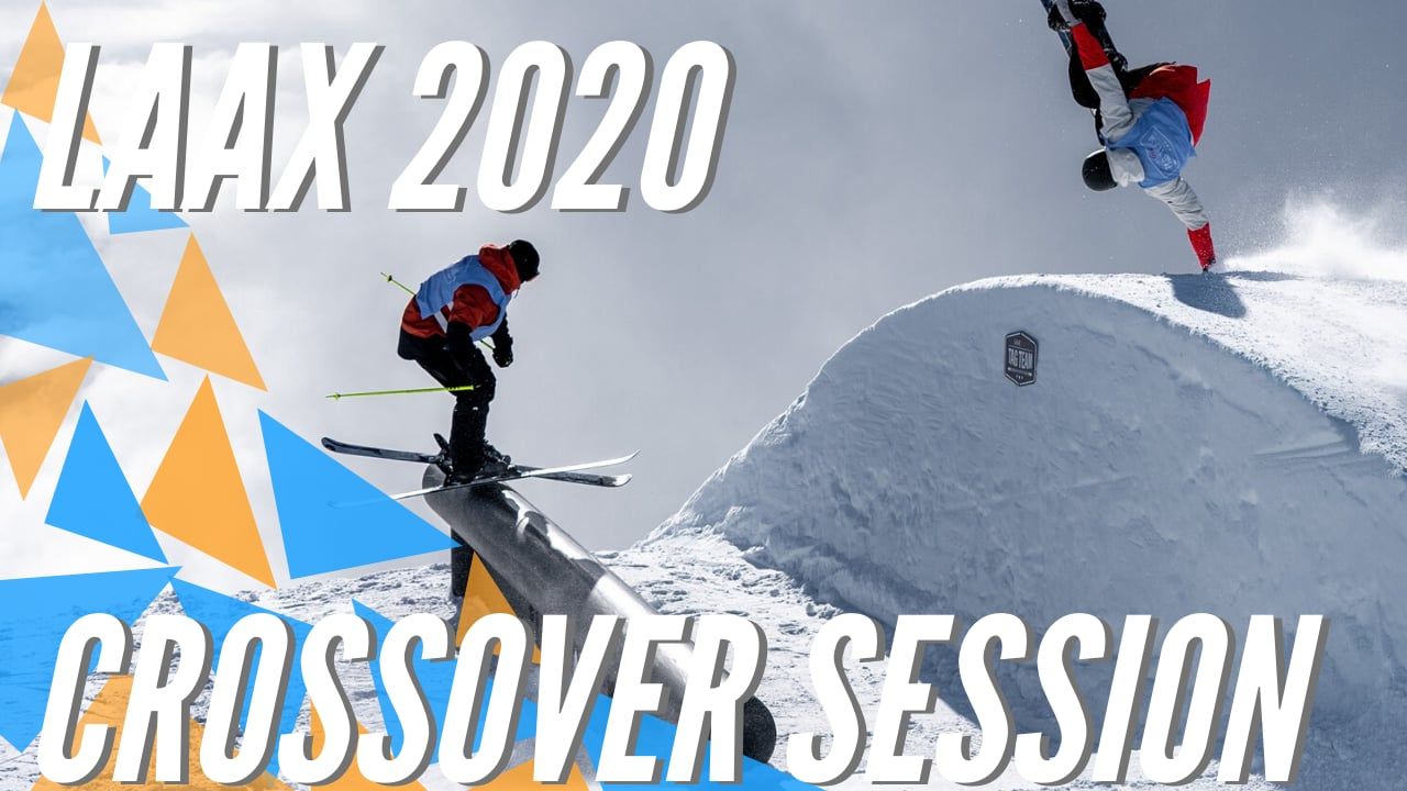 LAAX OPEN 2020 - Best of TAG TEAM Crossover Slopes