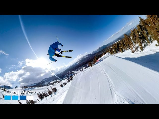 GoPro Snow Team At Mammoth