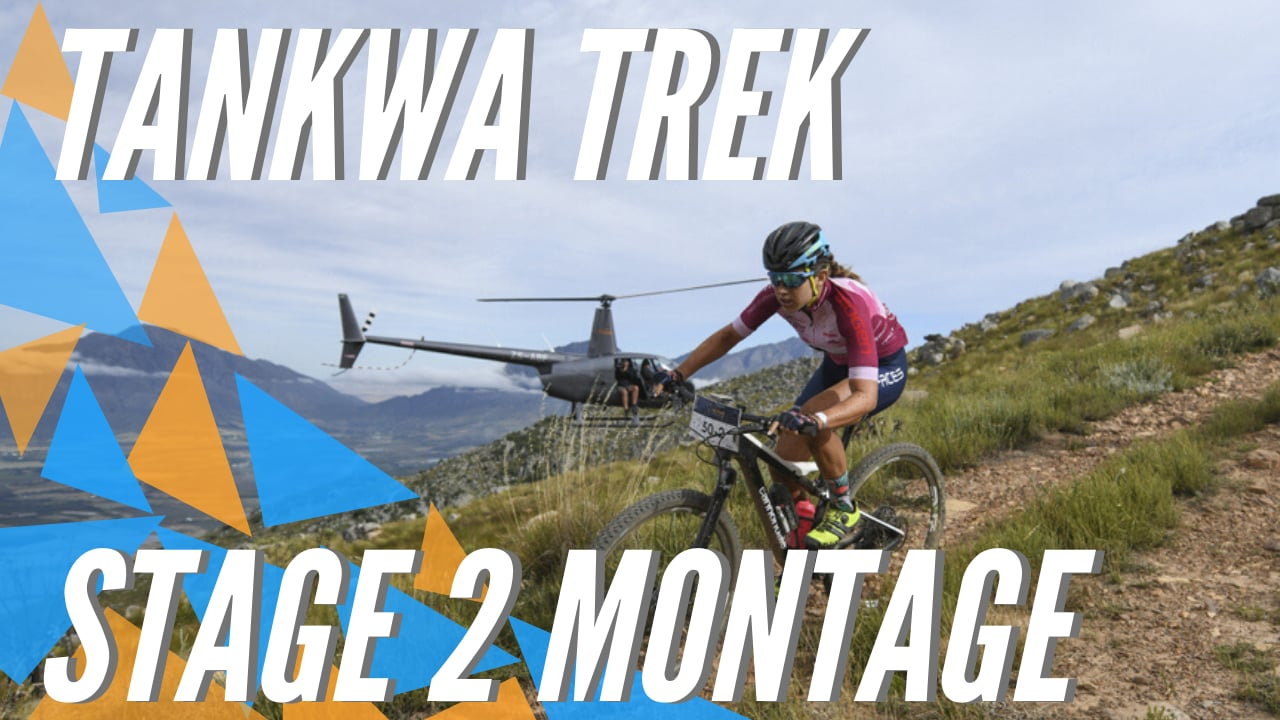 Tankwa Trek 2020 | Stage 2 | Highlights
