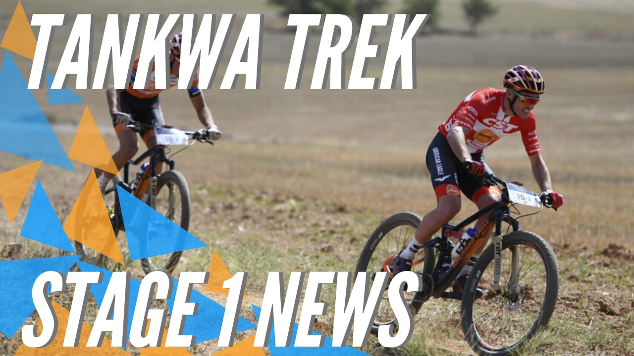 Tankwa Trek 2020 | Stage 1 | News