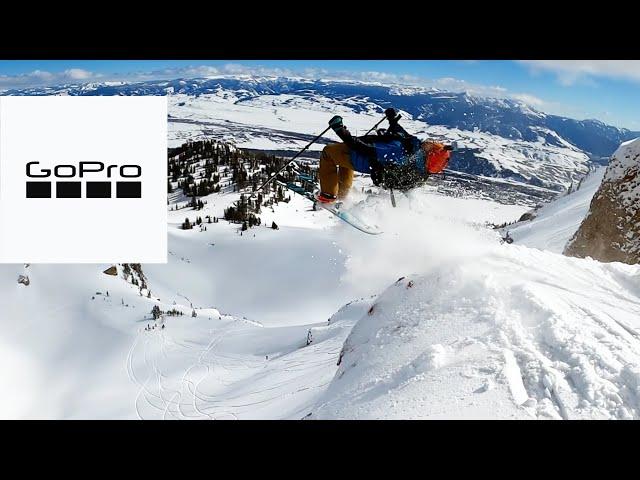Massive Double Backflip at Jackson Hole