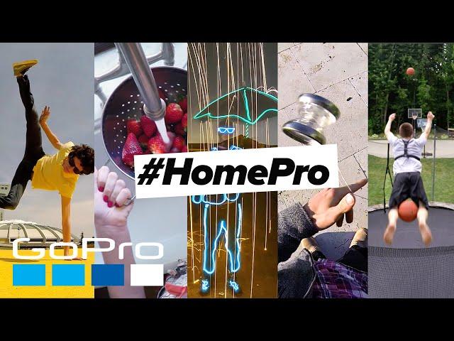 GoPro #HomePro Contest
