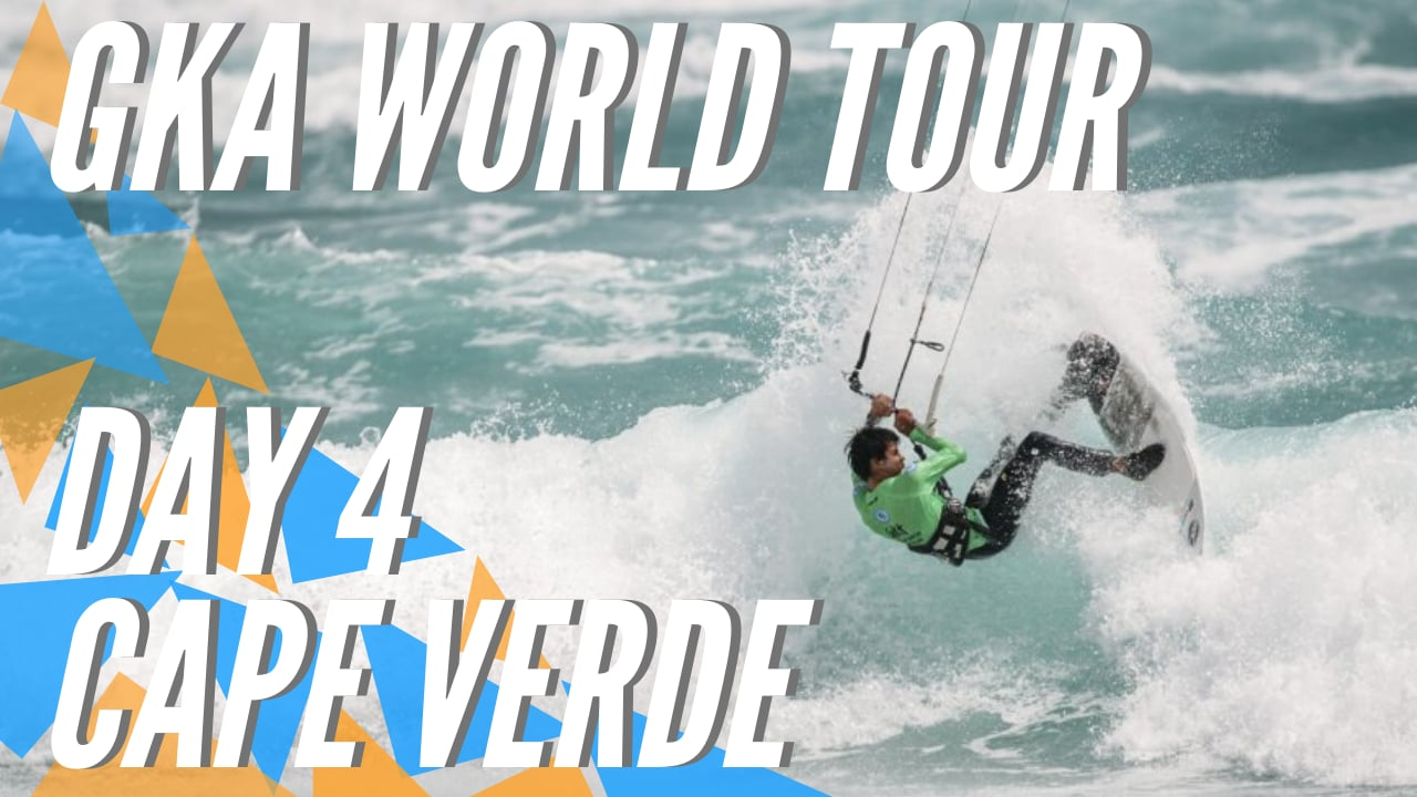 GKA Kite-Surf World Cup - CPV 2020 Comp Day 3