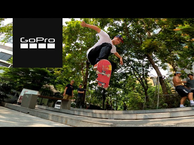 Thailand With GoPro Skate