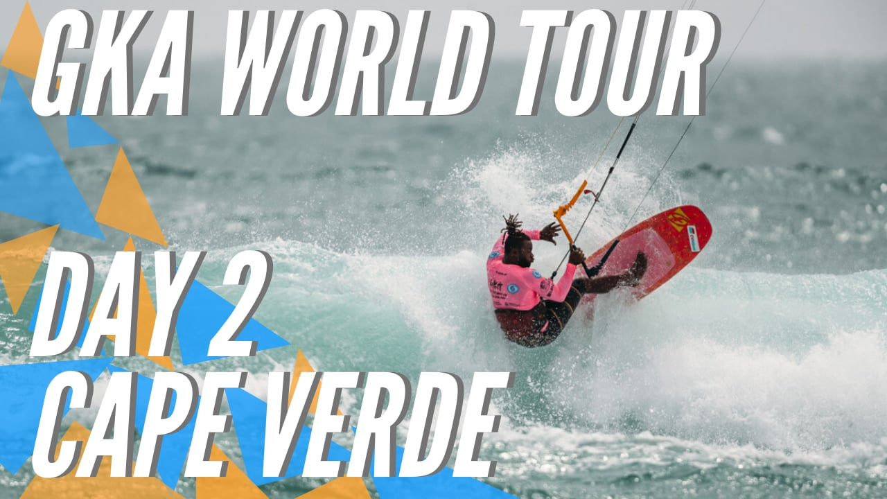 GKA Kite-Surf World Cup - CPV 2020 Comp Day 1